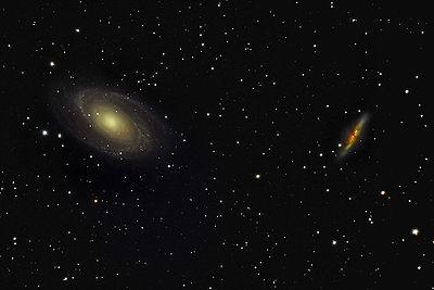 M81 ir M82